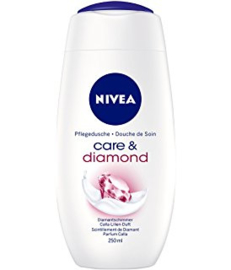 Nivea Care & Diamond Douche verzorgende Douchecrème 250 ml