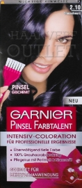 Garnier Pinsel Farbtalent 2.10 Blauwzwart