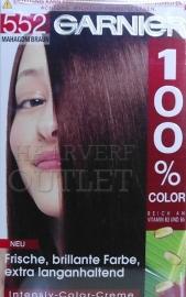 Garnier 100% Color 552 Mahonie Bruin