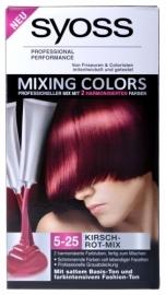 Syoss mixing colors 5-25 Kersen-Rood Mix