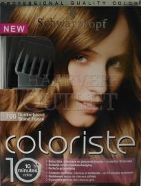 Schwarzkopf Coloriste Donkerblond 700
