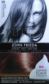 John Frieda Precision foam 5B Medium Chocolate Brown