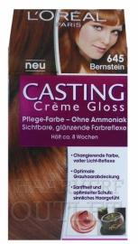 L`oreal Casting Creme Gloss 645 Amber