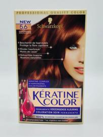 Schwarzkopf Keratine Color 5.6 Kopermahonie