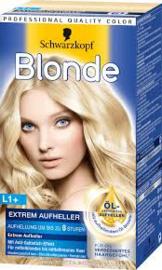 Schwarzkopf Blonde L1+ Intensive Blond Super Haarkleuring