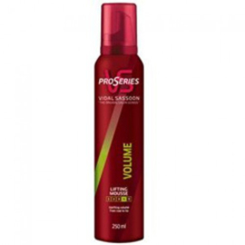 Vidal Sassoon ProSeries Volume lifting mousse sterkte 4 250 ml