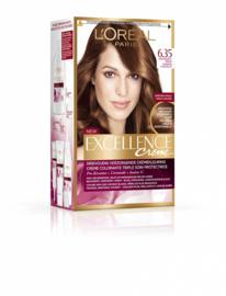 L`Oréal Excellence Creme 6.35 Hazelnoot Bruin