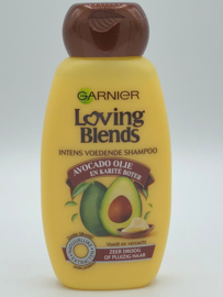 Garnier Loving Blends Intens Voedende Shampoo Avocado Olie & Karité Boter 250 ml