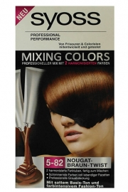 Syoss mixing colors 5-82 Chocolate Harmony Mix