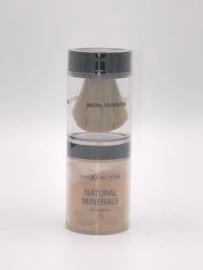 Max Factor Natural Minerals Foundation 70 Natural