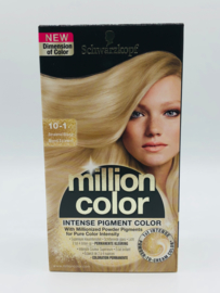 Schwarzkopf Million Color 10-1  Ultra Blond