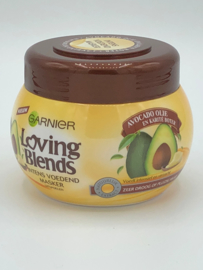 Garnier Loving Blends Avocado Karite Intens Voedend Masker 300 ml
