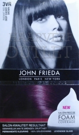 John Frieda Precision foam 3VR Deep Cherry Brown