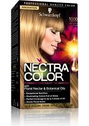 Schwarzkopf Nectra Color 1000 Licht Natuurlijk Blond