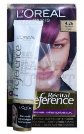 L`Oreal Recital Preference 4.26 Violett