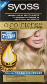 Syoss Oleo Intense 12-00 zilverblond