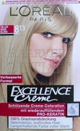 L`Oréal Excellence Creme 8.13 Licht Beige Blond