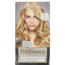 L`Oreal Preference Glam Lights 01