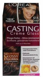 L`oreal Casting Creme Gloss 515 Licht Kastanjebruin