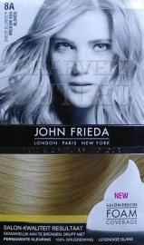 John Frieda Precision foam 8A Medium Ash Blonde