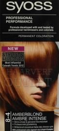 Syoss Professional Performance Amber Blond 8-4