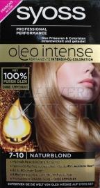 Syoss Oleo Intense 7-10 Natuurlijkblond