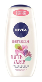 Nivea Care & Roses Douchegel 250ml