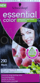 Schwarzkopf Essential Color 290 Zwart