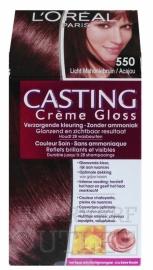 L`oreal Casting Creme Gloss 550 Licht Mahoniebruin