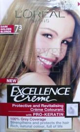L`Oréal Excellence Creme 7.3 Donker Goudblond