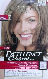 L`Oréal Excellence Creme 7 Donkerblond