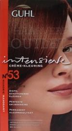 Guhl Intensieve Creme-kleuring 53 Mahonie