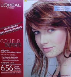 L`oreal Couleur Experte 6.56 Cherry Flambee