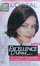 L`Oréal Excellence Creme 4.3 Goudbruin