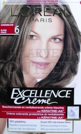 L`Oréal Excellence Creme 6 Donkerblond
