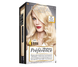 L`Oreal Preference Blondissimes 01 Ultra Blond