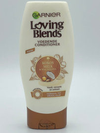 Garnier Loving Blends Conditioner Kokosmelk & Macadamia 200 ml