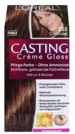 L`oreal Casting Creme Gloss 535 Chocolade