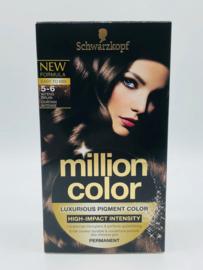 Schwarzkopf Million Color 5-6 Intens Bruin