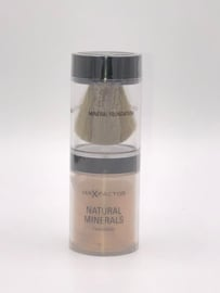 Max Factor Natural Minerals Foundation 75 Golden