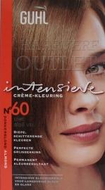 Guhl Intensieve Creme-kleuring 60 Donkerblond