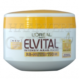 L`Oreal  Elvive haarmasker  Re-Nutrition