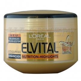 L`Oreal Elvive haarmasker Nutrition-highlights