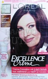 L`Oréal Excellence Creme 4.25 Parel Mahonie Bruin
