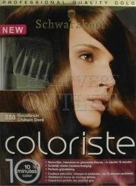 Schwarzkopf Coloriste Goud Bruin 550