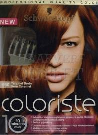 Schwarzkopf Coloriste Caramel Bruin 660
