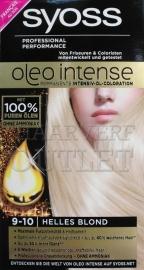 Syoss Oleo Intense 9-10 Lichtblond