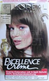 L`Oréal Excellence Creme 6.13 Donker Beige Blond