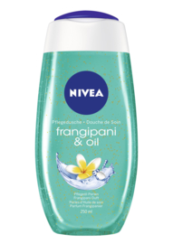 Nivea frangipani & oil Douche gel 250 ml