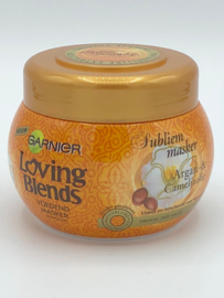 Garnier Loving Blends voedend masker Argan- & Cameliaolie 300 ml